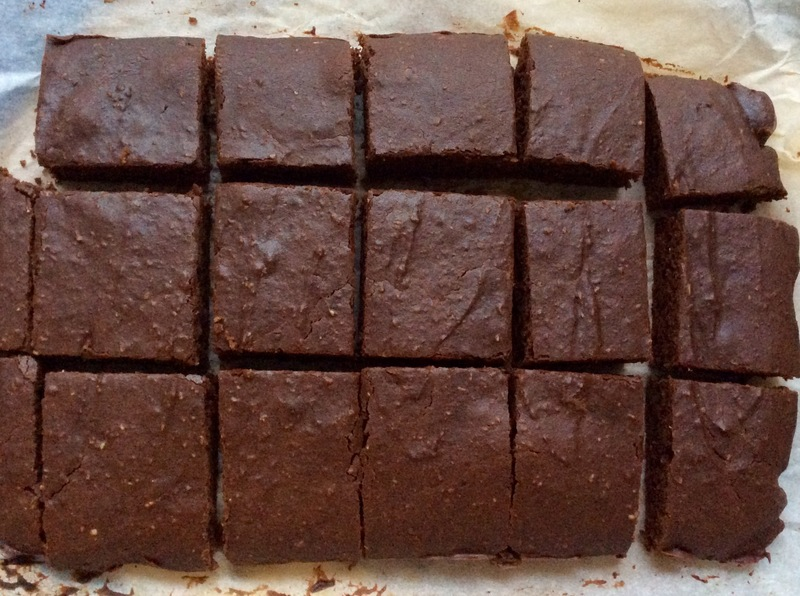 Perfect Passionfruit Brownies