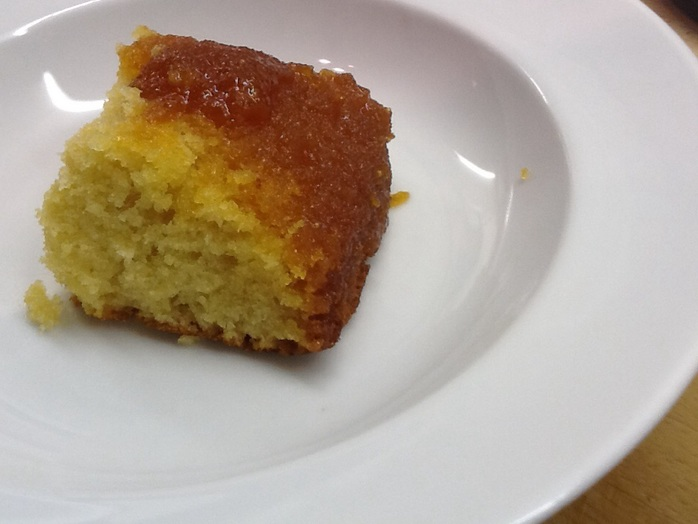 Baked syrup sponge pudding recipe recipeyum for Treacle sponge pudding oven