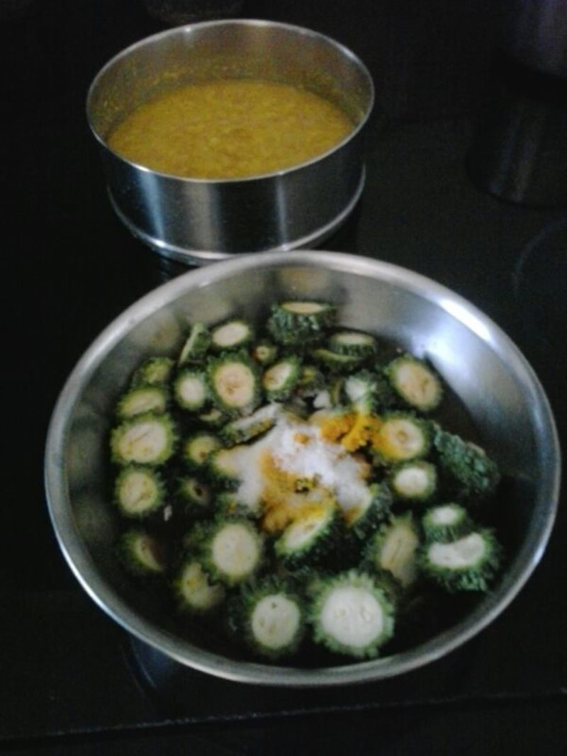 Bitter Gourd Curry