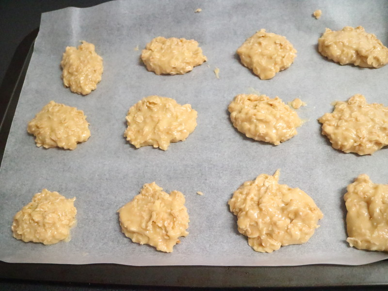 Quick Oat Biscuits