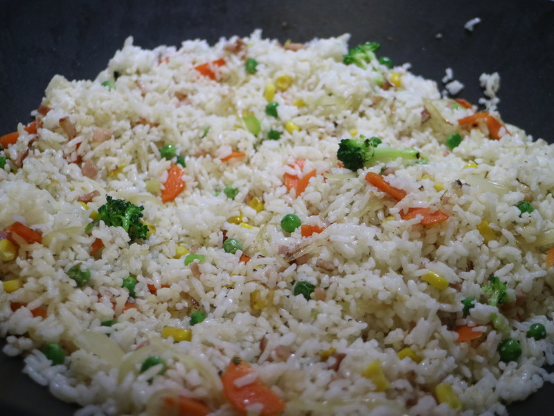 Tasty Fried Rice