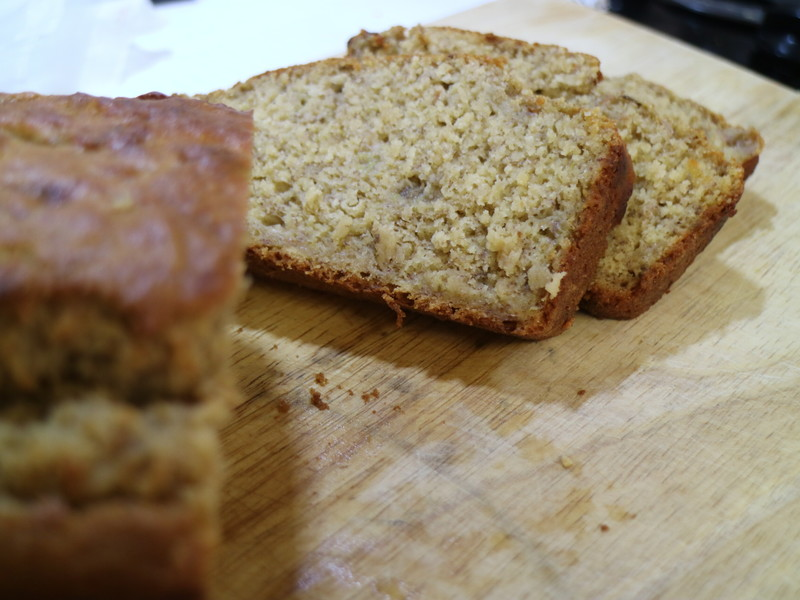 Banana and Pear Bread