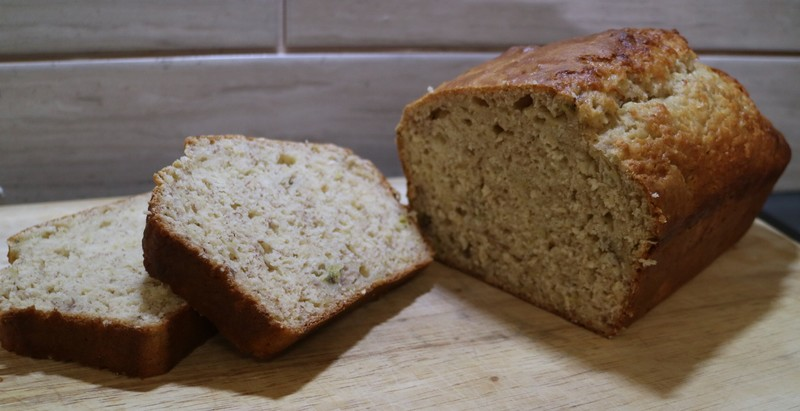 Banana and Oat Loaf