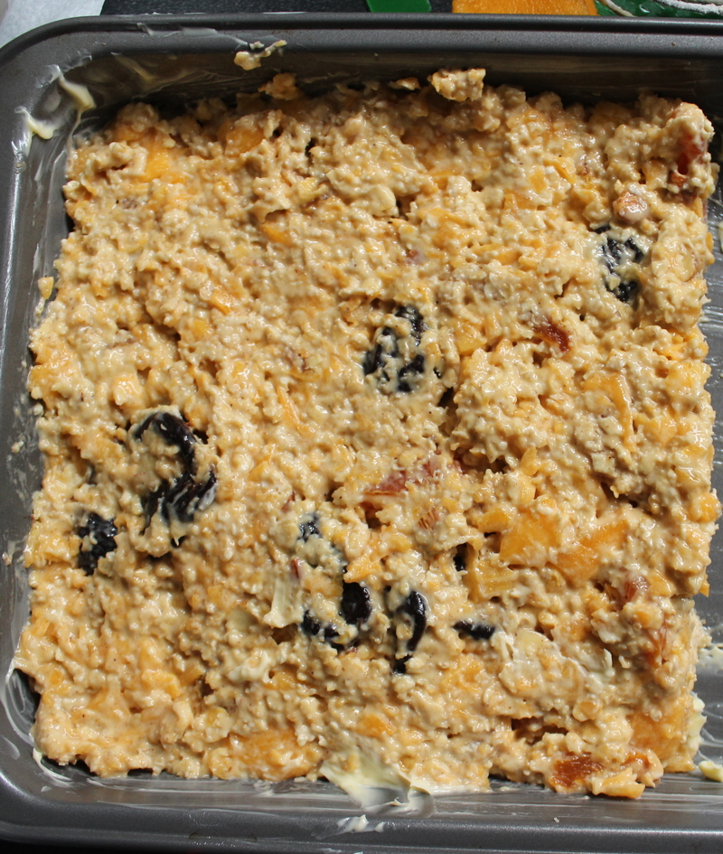 Oats and Peach Bars - Sugar Free