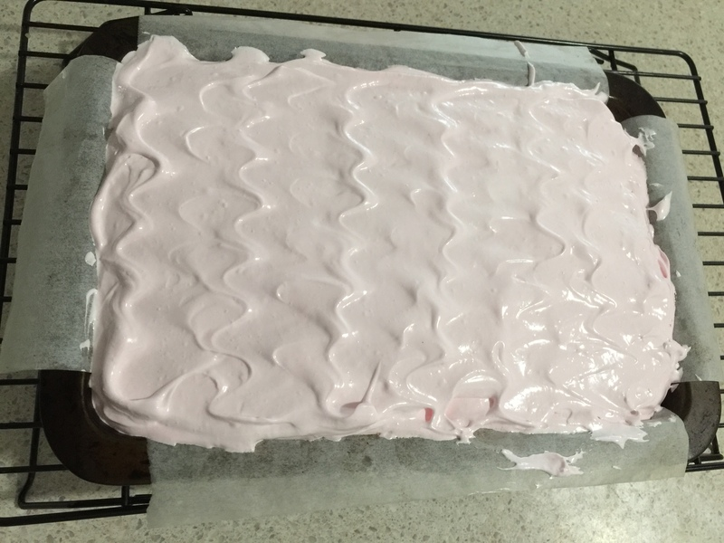 Chocolate Marshmallow Slice