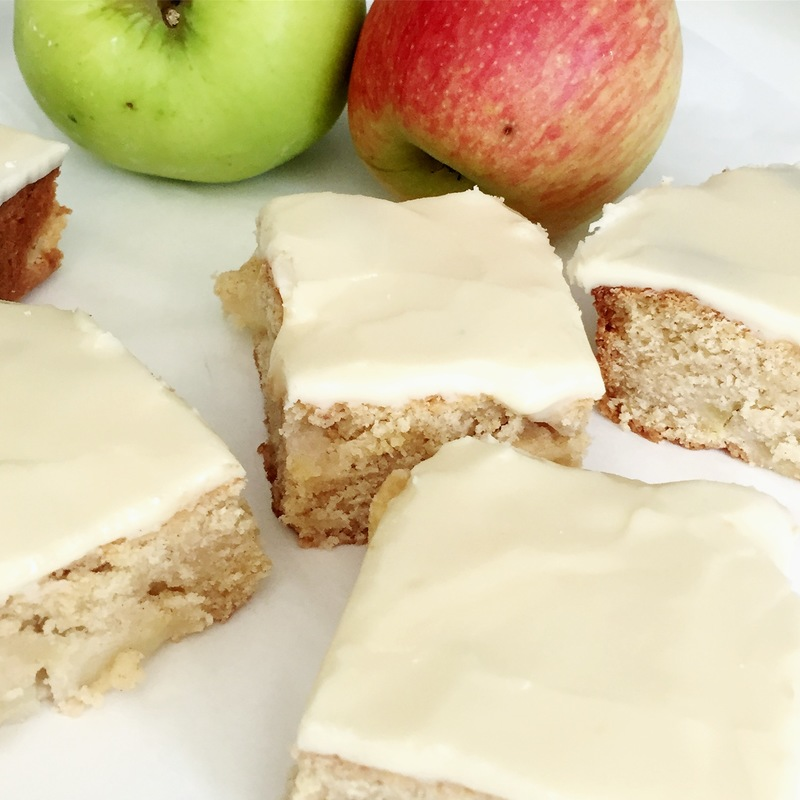 Iced Apple Slice