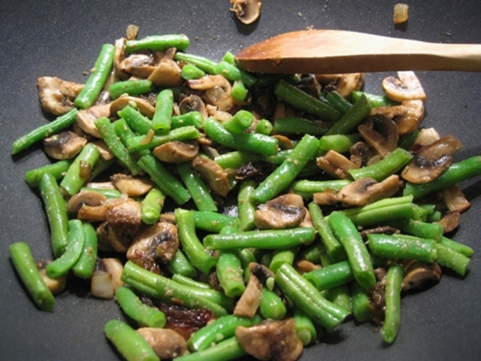 green,curry, with,cashews,beans