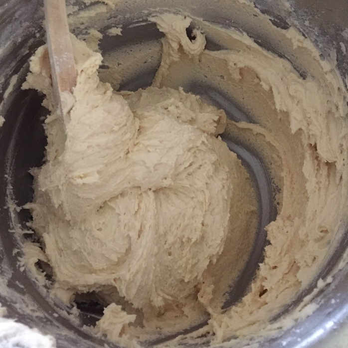 Freezable Cookie Dough