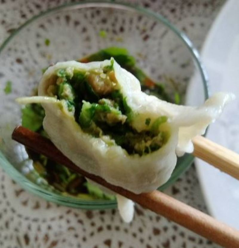 Steamed Veggie Dumplings