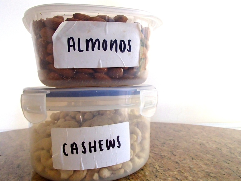 Activated Nuts