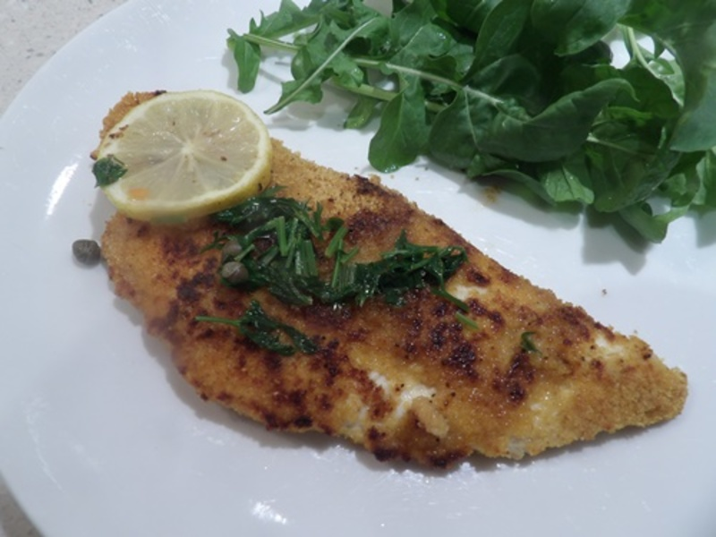 cooking,chicken,scallopine