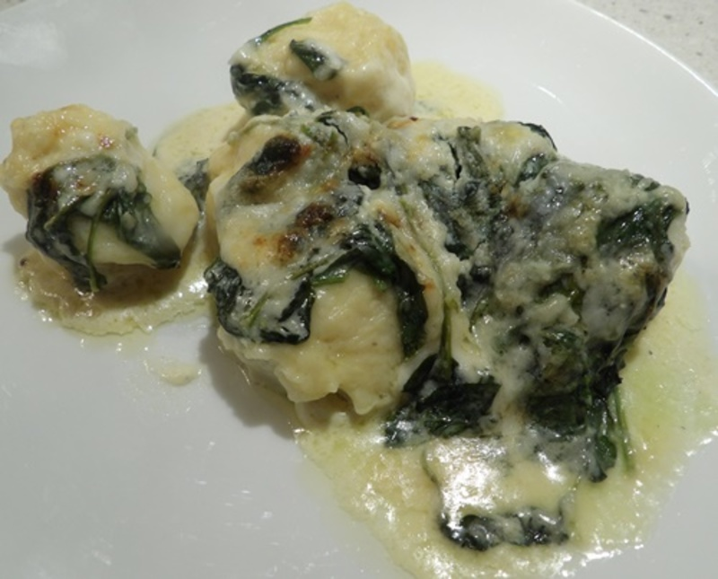 plated,potato,and,spinach,dumplings