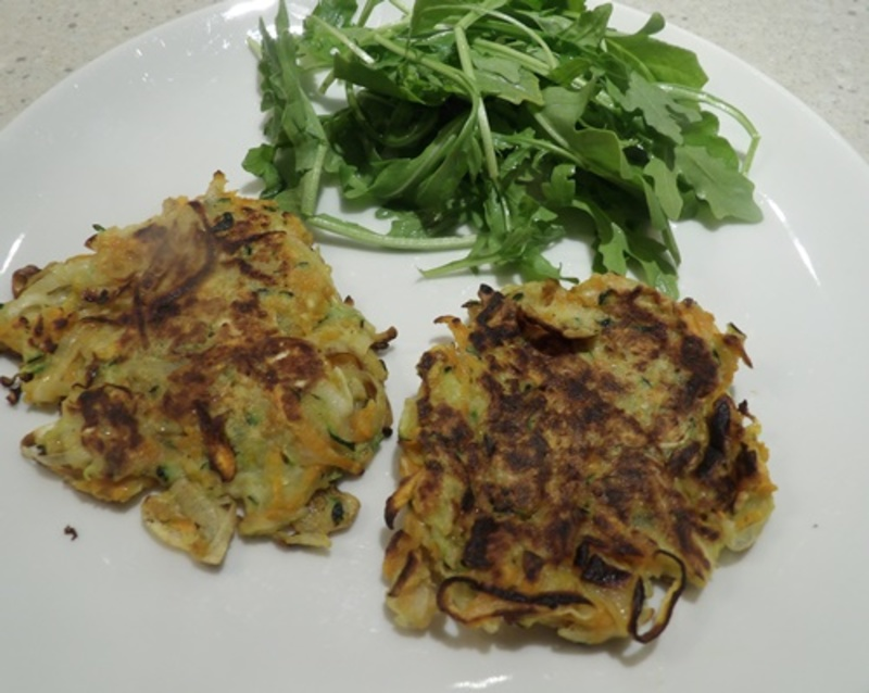 mixing,ingredients,for,tri,coloured,latkes