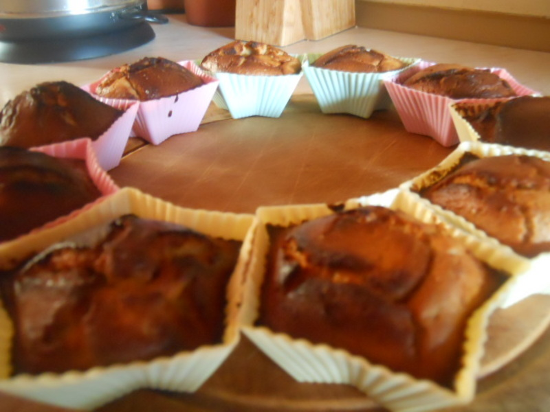 pooh popovers, popovers, winnie the pooh, cup cakes  - Pooh Popovers