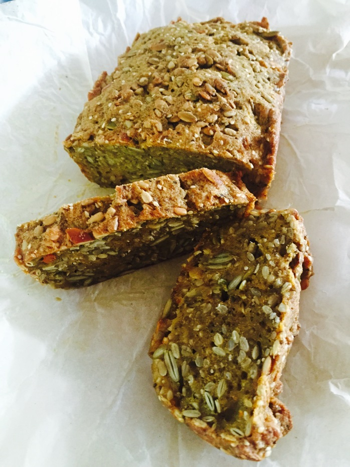 Pumpkin And Seed Bread