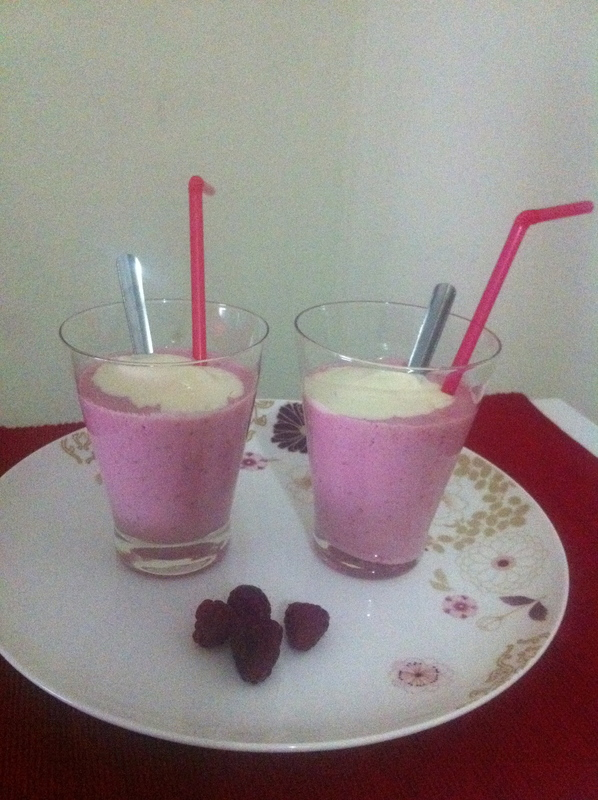 raspberry ripple, smoothies