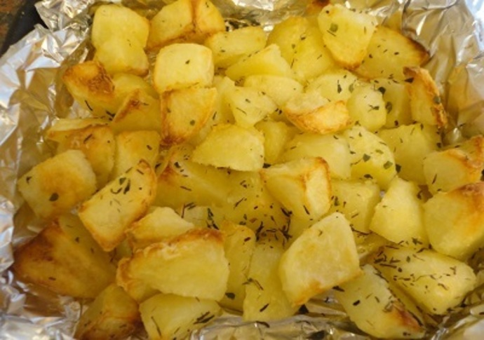 Rausté Potatoes