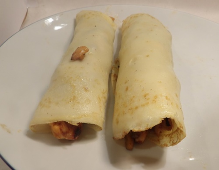 rolled,chicken,pancakes,with,herbs