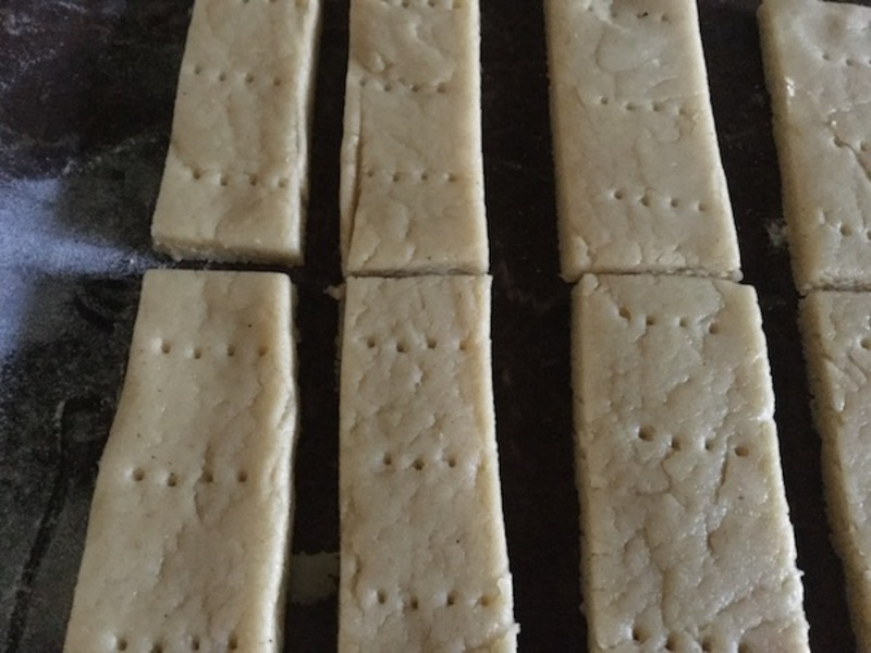 shortbread fingers, biscuits