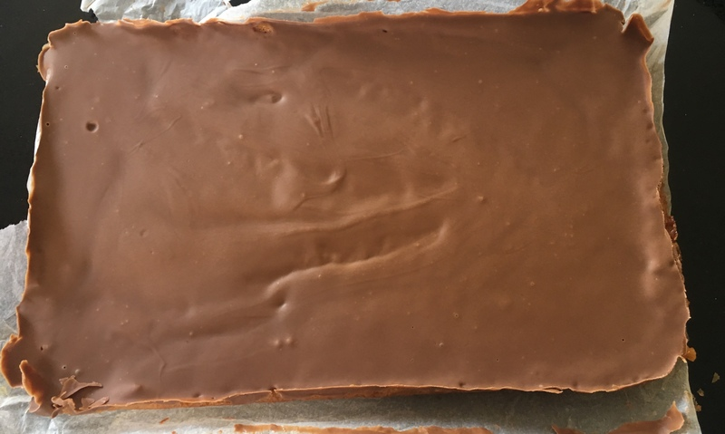 Smooth caramel