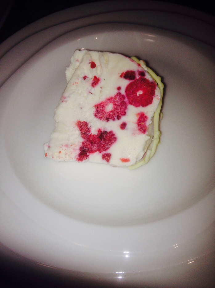 Raspberry and White Chocolate Ice Cream Cake Recipe ...