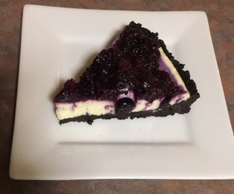 Slide or cheesecake
