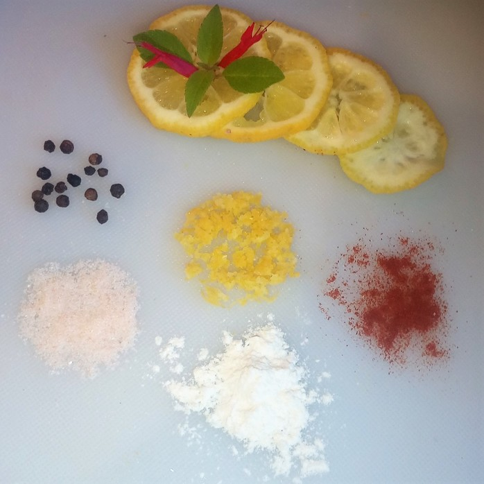 some ingredients