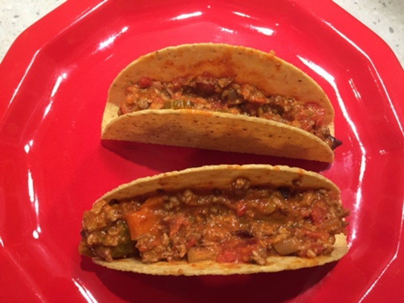 spag,bolognese,stand,up,tacos  - Spaghetti Bolognese Tacos