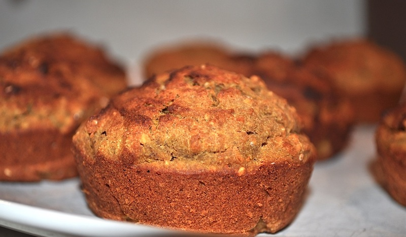Spiced Pumpkin Cup Cakes