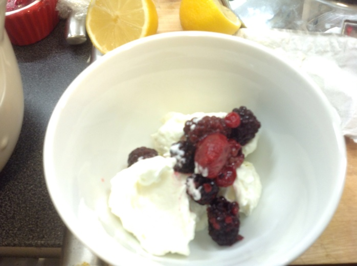 Summer Fruits Eton Mess