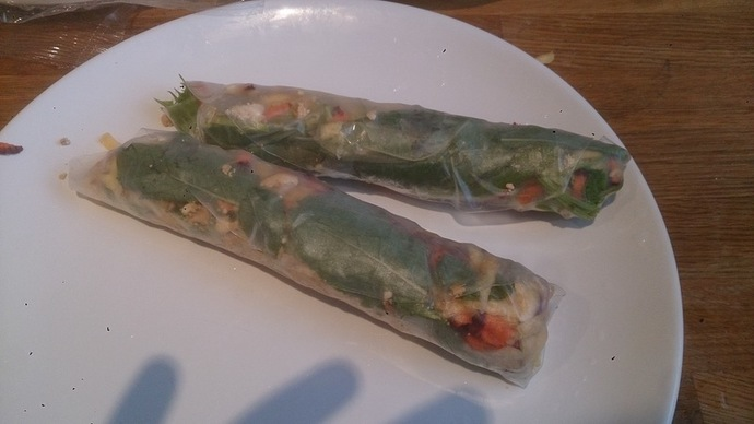 Summer Roll papers
