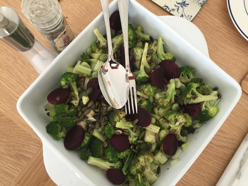 Superfoods salad, salad