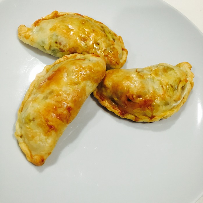 Thai Style Curry Puffs
