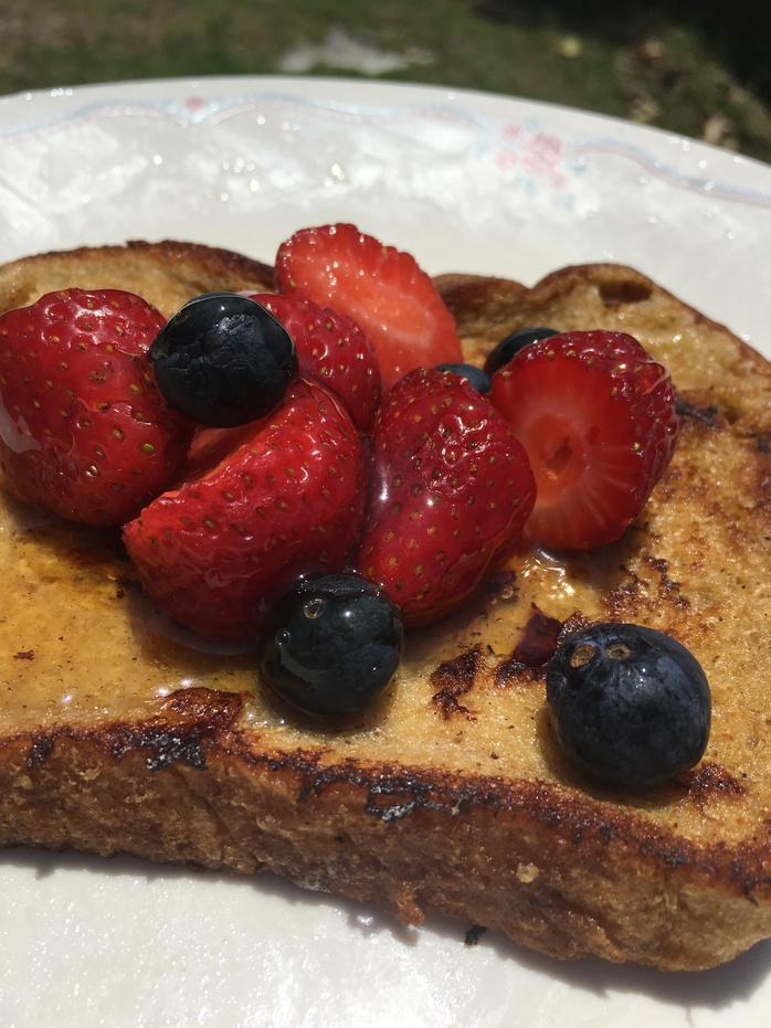 Traditional French Toast