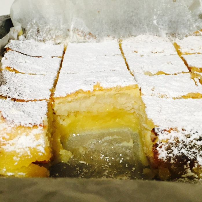 Triple Deck Lemon Slice