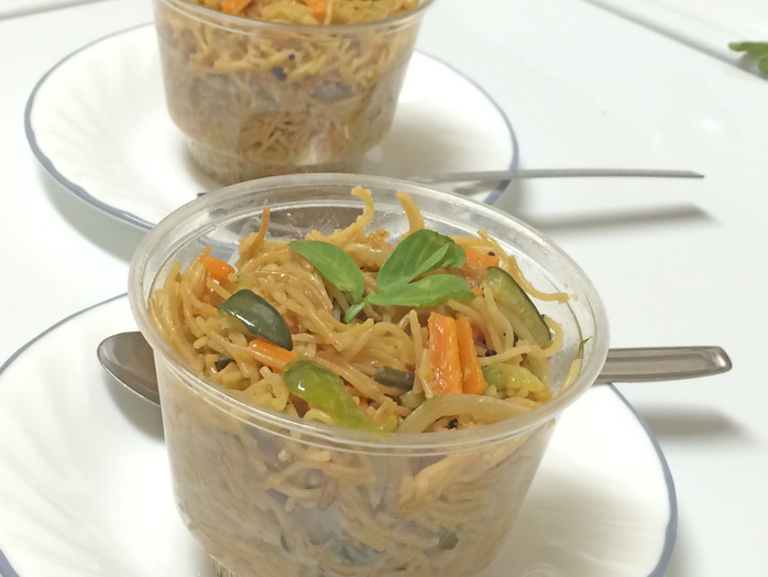 Vermicelli Vegetable pulav