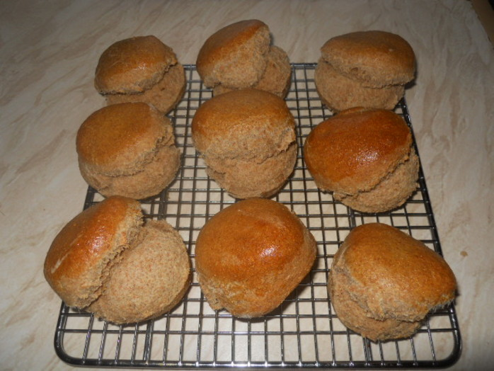 wholemeal scones