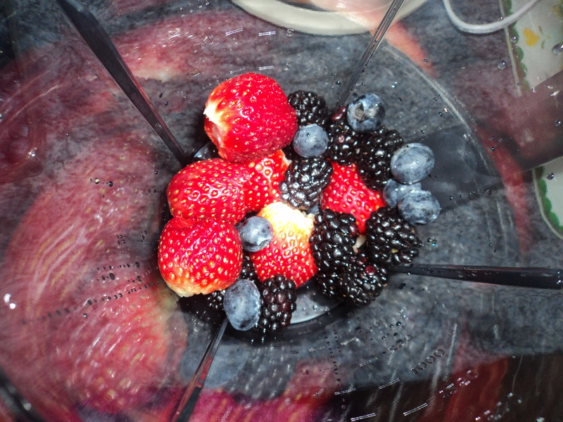 Big Berry Beauty Smoothie