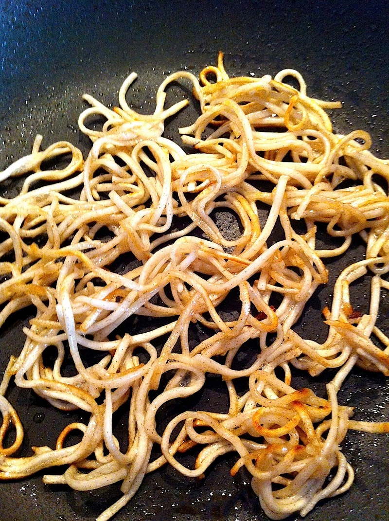 Soba Chips with Wasabi Aioli