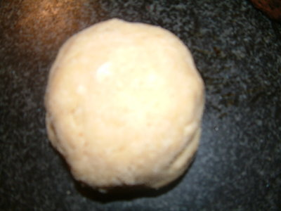 First make some marzipan
