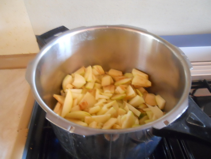 apples, stewing