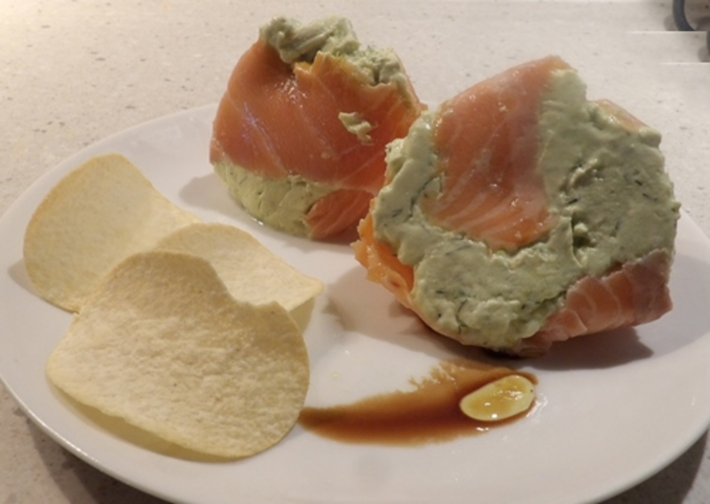 avocado,wrapped,in,smoked,salmon