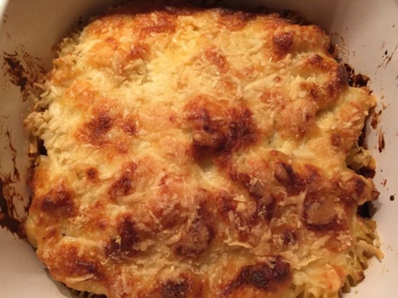 baked,cheese,and,vegetable,macaroni