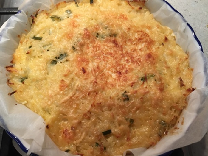 baked,grated,potato,casserole