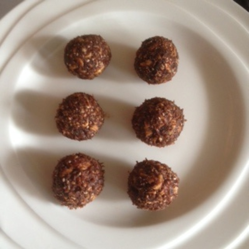 Mixture all combined