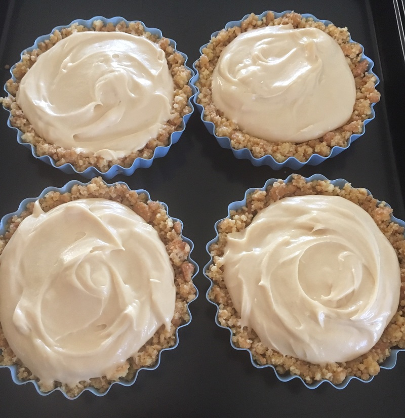 Cheesecake filing