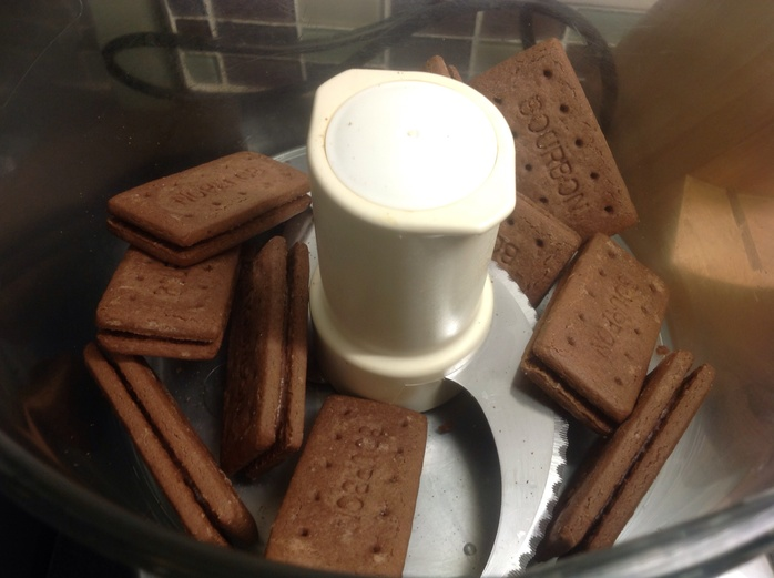 Bourbon biscuits, chocolate sandwich biscuits