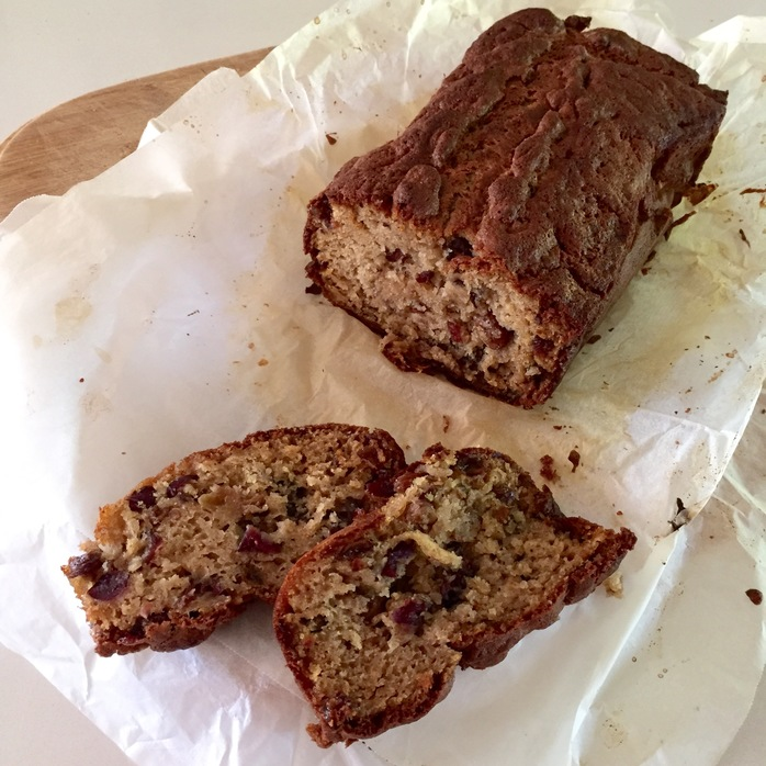 Cafe Style Raisin And Cranberry Bread