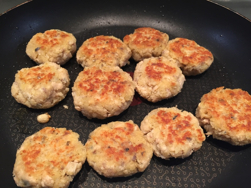 Canned salmon, nuggets, fish cakes, kids  - Wild Salmon Nuggets