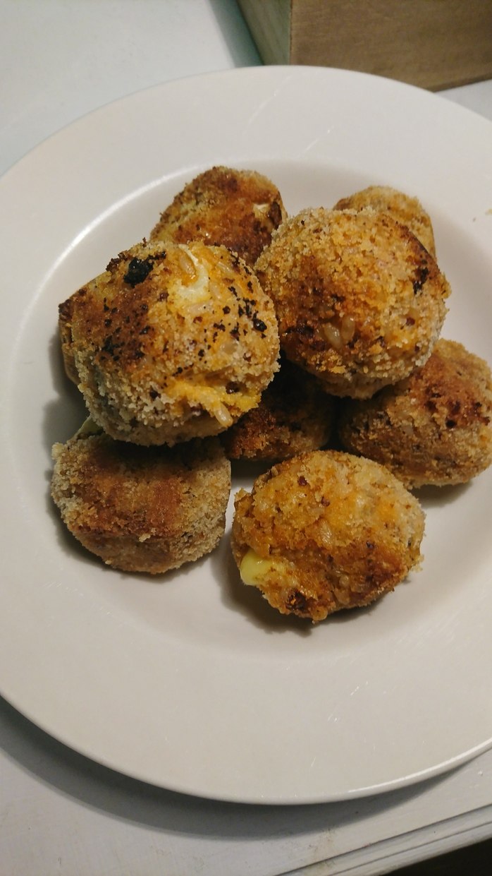 Cauliflower and Quinoa Bites
